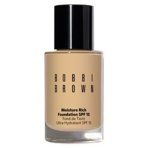 Bobbi Brown Makeup - Bobbi Brown Moisture Rich Foundation SPF15
